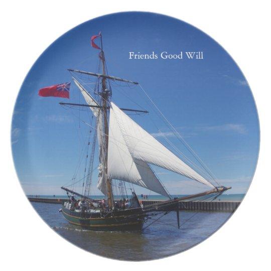 Friends Good plate