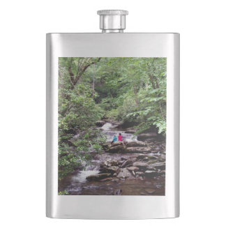 Friends Great Smoky Mountains National Park Flask