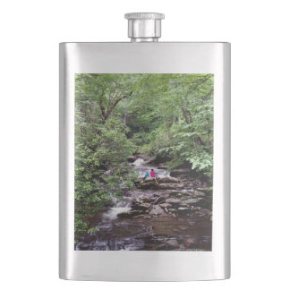 Friends Great Smoky Mountains National Park Hip Flask
