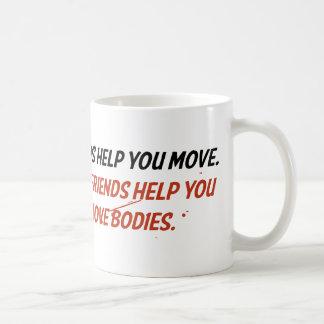 Friends Help You Move Coffee Mug