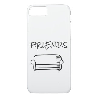 Friends Iphone 7 Case