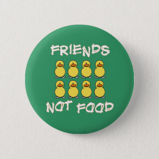 Friends not Food Button