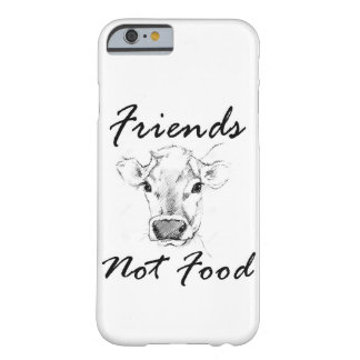 Friends Not Food Vegan Iphone Phone Case