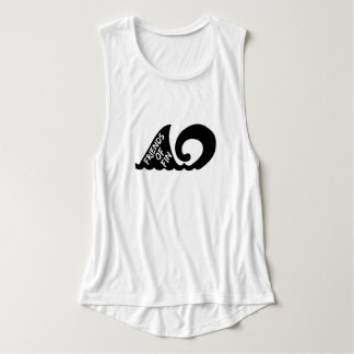 Friends Of Fin logo Tank Top