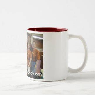 Friends of Just Honor God Mug