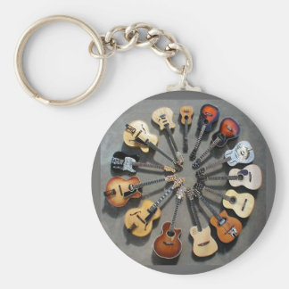 Friends of Music Keychain