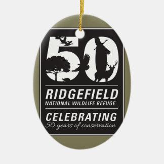 Friends of RNWR 50th Anniversary Ornament