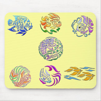 Friends of the Sea Mousepad