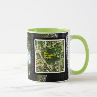 Friends of the Springfield Woods trees 001 Mug