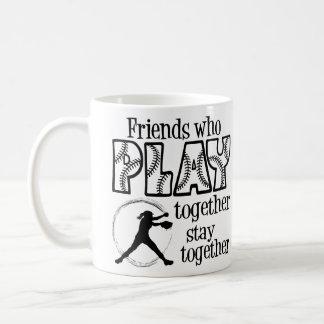Friends PLAY Classic White Coffee Mug