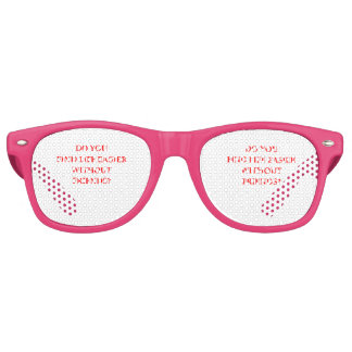 FRIENDS RETRO SUNGLASSES