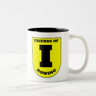 Friends Ringer Mug