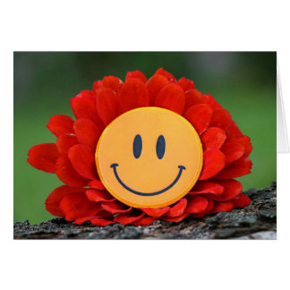 Friends, Thinking of You, Smile, Just Because Card