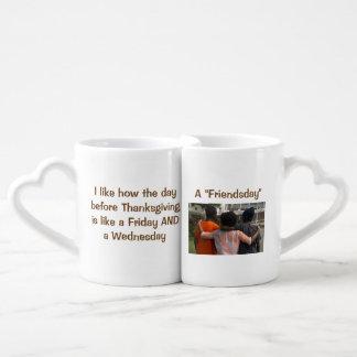 Friendsday Pun Mug