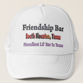 Friendship Bar Trucker Hat