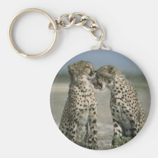 Friendship-Cheetahs Keychain