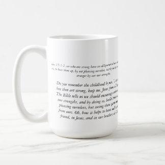 Friendship Devotion Coffee Mug