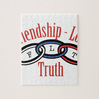 Friendship Love Truth Puzzle