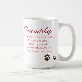 Friendship Mug