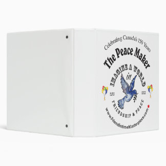 Friendship & Peace Binders