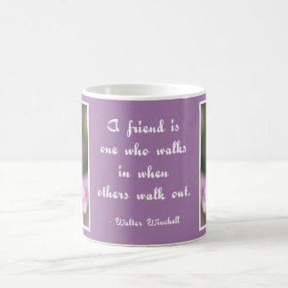 Friendship - Pink Wood Sorrel Mug