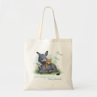 Friendship Shiba Inu & Donkey