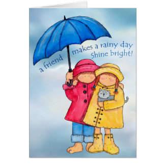 Friendship Shines Bright Card