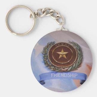 Friendship - The Texas Way Keychain