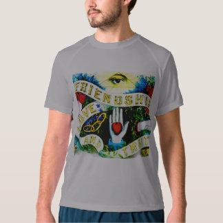 Friendship - Vintage Poster T-shirt