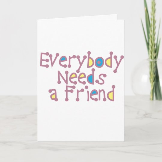 **FRIENDSHP DAY** I HAVE THE *BEST FRIEND EVER* CARD