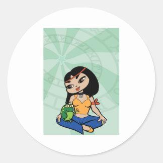 Friendz Stickers