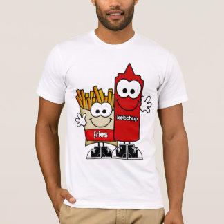 Fries and Ketchup Shirt