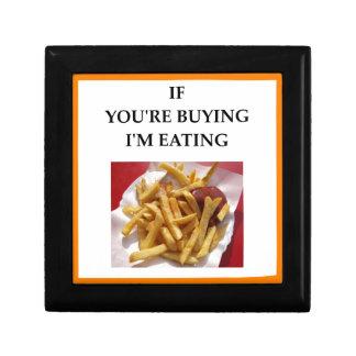 fries gift box