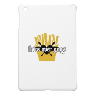 Fries Over Guys Slogan Cover For The iPad Mini