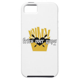Fries Over Guys Slogan iPhone 5 Covers