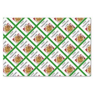 fries tissue paper