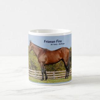 Friesan Fire Mug