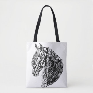 Friesian 1 - tote bag