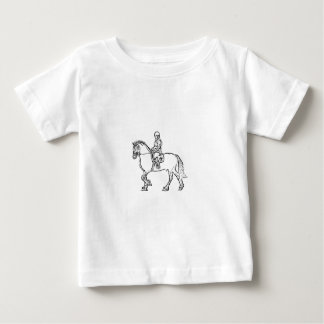 Friesian Baby T-Shirt