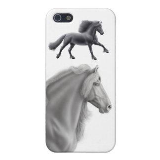 Friesian Draft Horse Speck Case iPhone 5 Case
