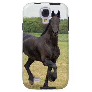 Friesian Horse Galaxy S4 Case