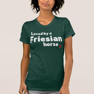 Friesian horse tshirts