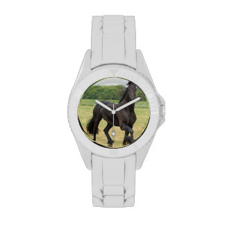 Friesian Horse Watches
