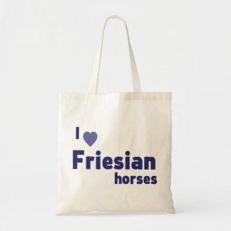 Friesian horses bag
