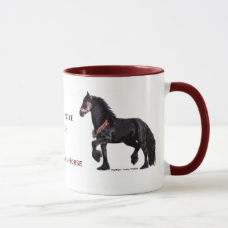 Friesian Humor Mugs