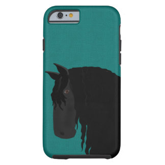 Friesian iPhone Case