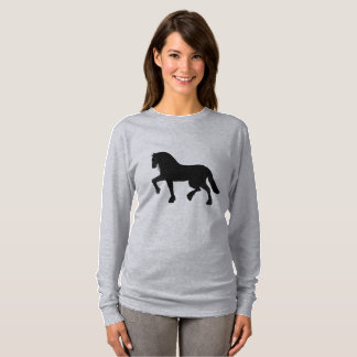 Friesian Long Sleeve Tshirt