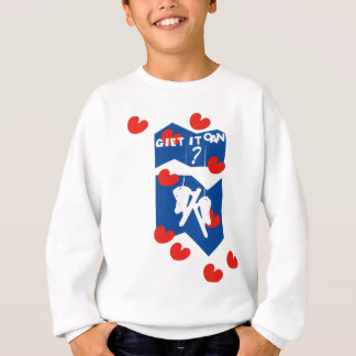 frieze country skating sweatshirt