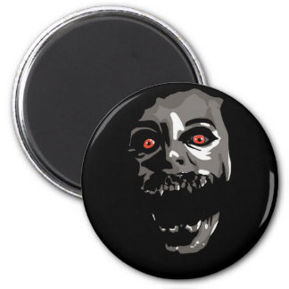 Fright Face Magnet