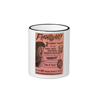 Frightquake! Ringer Coffee Mug